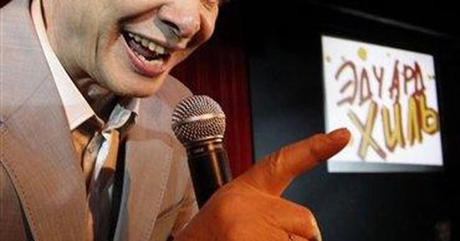 Soviet crooner 'Mr Trololo' dies in Russia