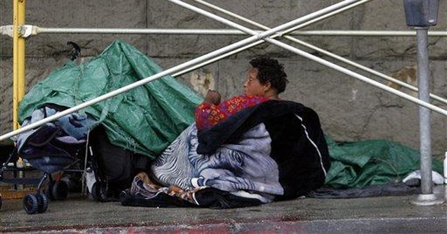 LA County finds health-code violations in Skid Row