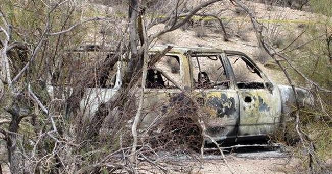 APNewsBreak: Ariz. sheriff defends 5 bodies case