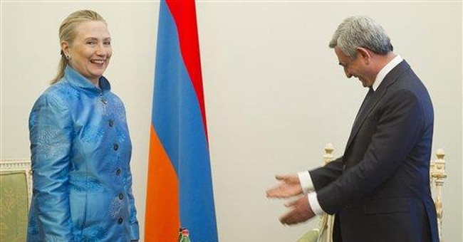 US concerned by Azeri-Armenian tensions