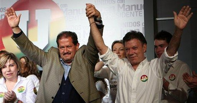 Colombia's VP apologizes for word choice