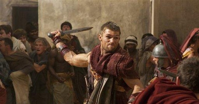 'Spartacus' to end revolutionary run next season