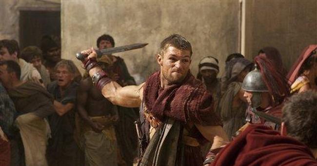 'Spartacus' to end revolutionary run next season