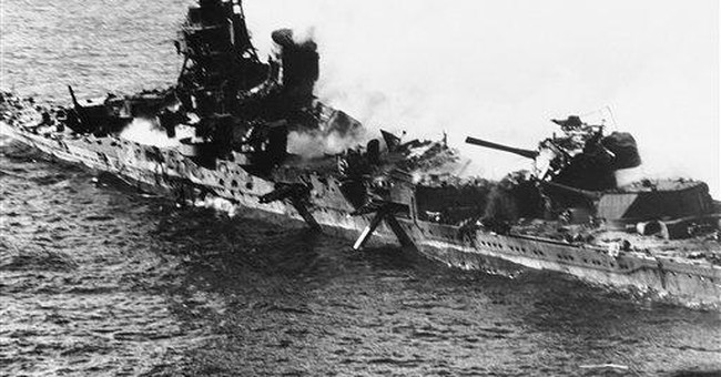 Navy marks Battle of Midway's 70th anniversary