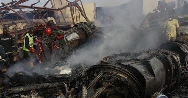 Nigeria crash comes despite air safety efforts