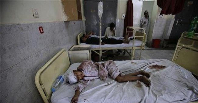 Road accident kills 25 passengers in Pakistan