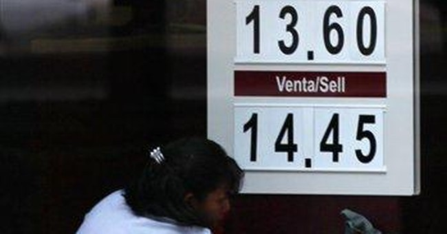 Mexico's peso recovers, political rumors denied