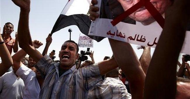 Official: Mubarak's health deteriorating in prison