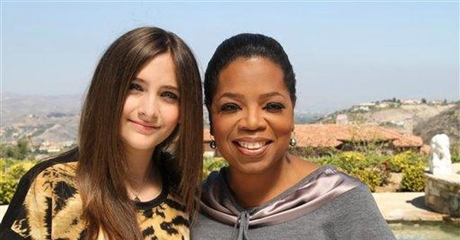 Paris Jackson talks to Oprah for Sunday interview