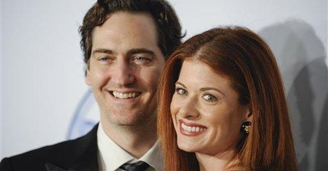 Debra Messing files to divorce writer husband