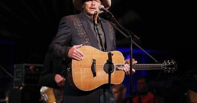Alan Jackson shares personal song on new album