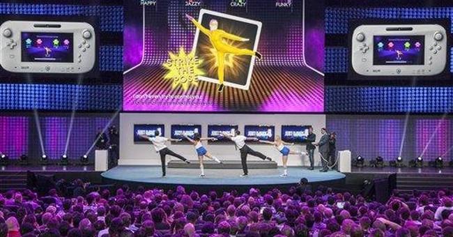 Gamemakers flip focus to multiple screens at E3