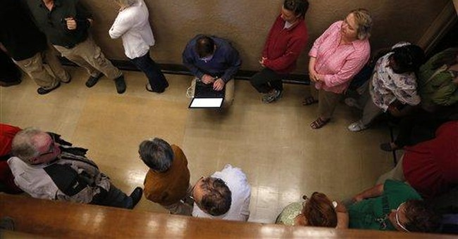 Voting in 6 states; Wisconsin recall center stage