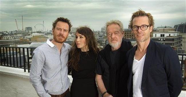 Director Scott revives 'Alien' DNA in 'Prometheus'