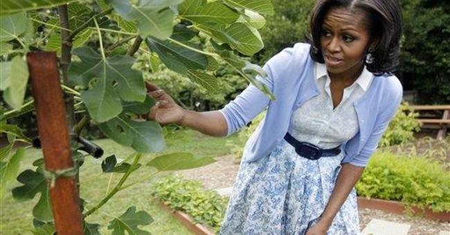 First lady walks fine line on NYC drink proposal