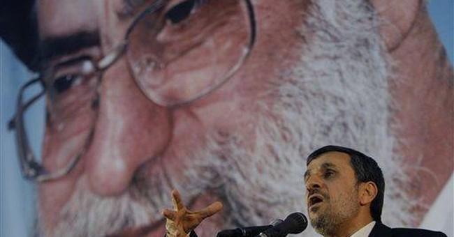 Iran lawmakers pick Ahmadinejad critic as speaker