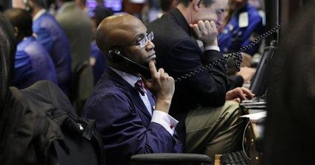 Stocks inch higher as investors await Europe news