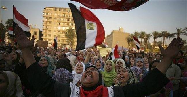 Alarming assaults on women in Egypt's Tahrir