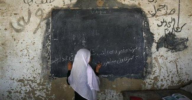 Afghan officials say Taliban poisoned schoolgirls