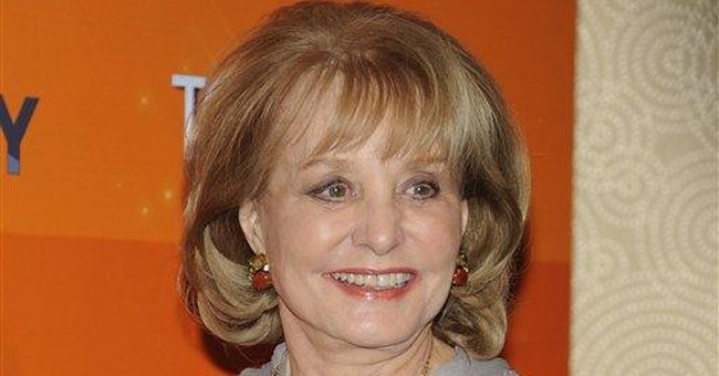 Barbara Walters apologizes for helping Assad aide