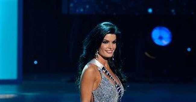 Miss Pennsylvania USA claims pageant rigged