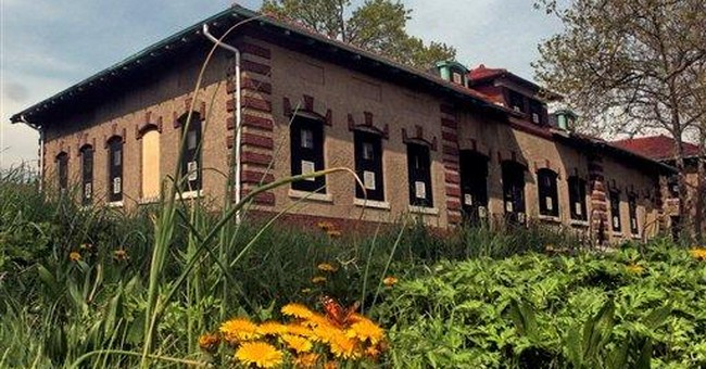 Post offices, Ellis Island join endangered list