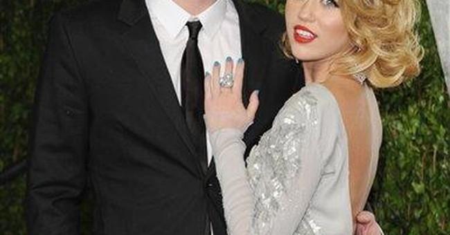 Miley Cyrus, Liam Hemsworth are engaged