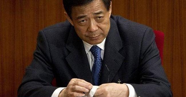 China mulls risky public trial for fallen politico