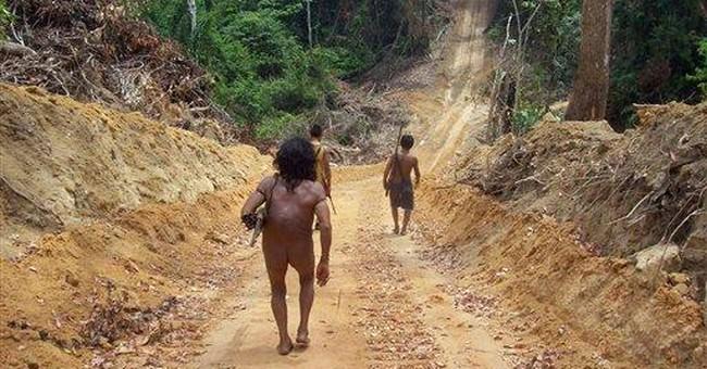 Development push puts Brazil's indigenous at risk
