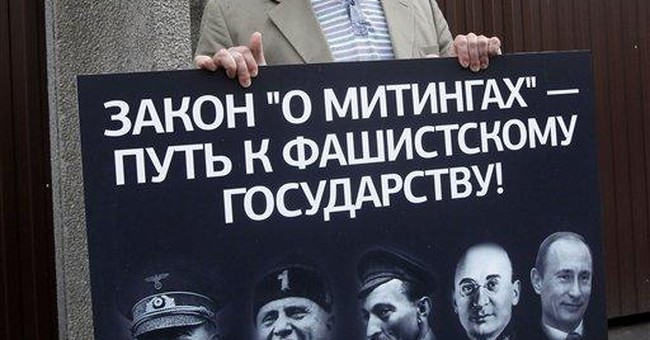 Russian parliament's upper house OKs protest bill