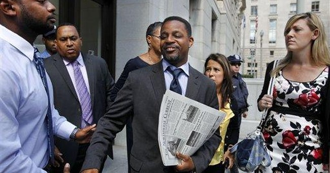 New criminal charge for ex-DC Council chairman
