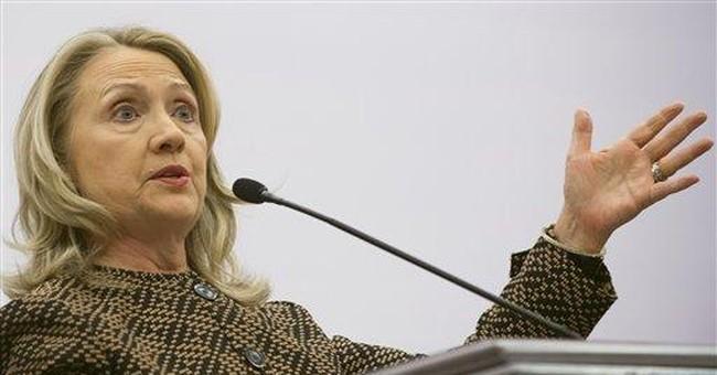 Clinton: Iran must take steps