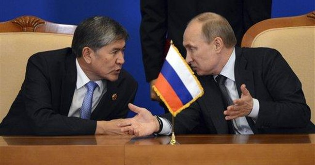 China, Russia repeat stance on Syria intervention