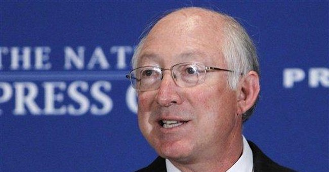 Salazar seeks to broker Eisenhower Memorial deal