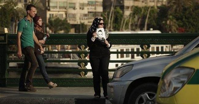 Doctors administer oxygen to Mubarak overnight