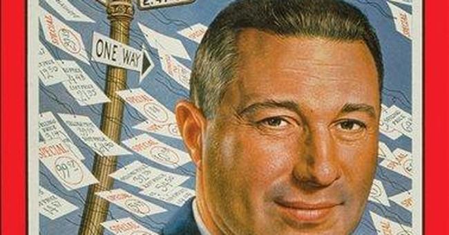 Korvette store founder Eugene Ferkauf dies in NYC