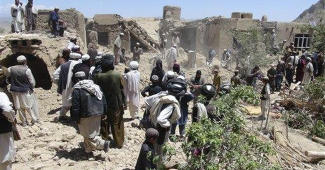 Scores of Afghans killed in violence across nation