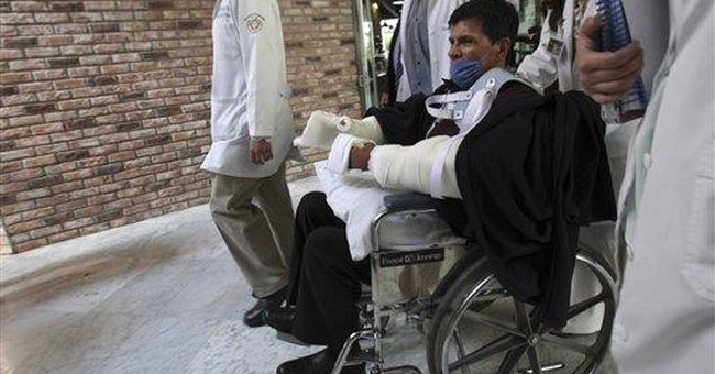 Mexican man gets double arm transplant