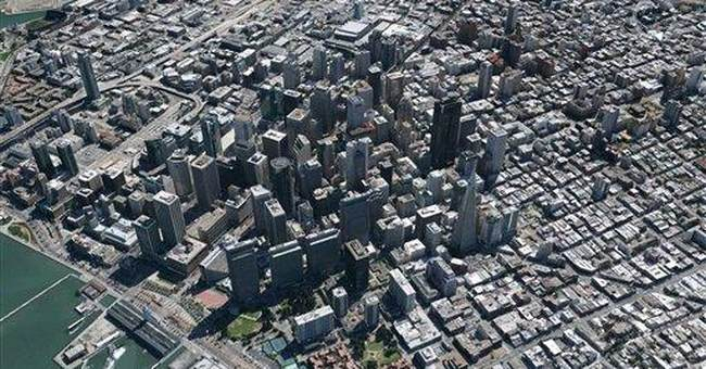 Google touts maps amid reports of Apple setback