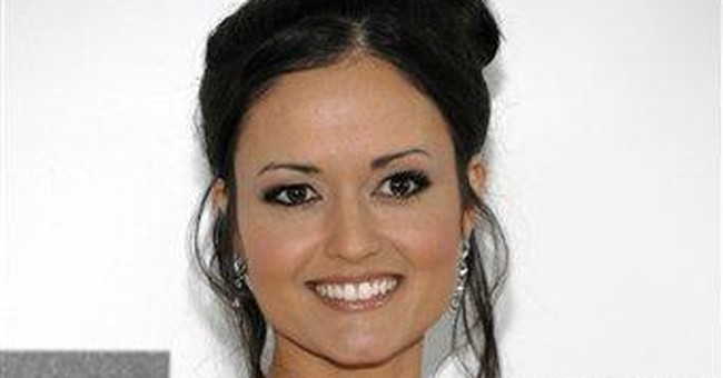 Actress-author Danica McKellar files for divorce
