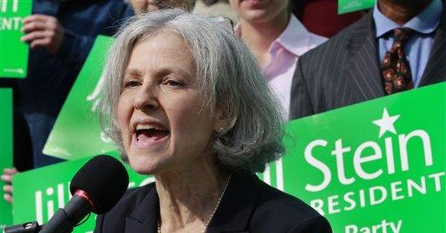 Doctor says she has delegates for Green Party nod