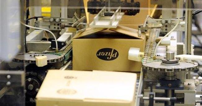 Pfizer spinning off animal health business