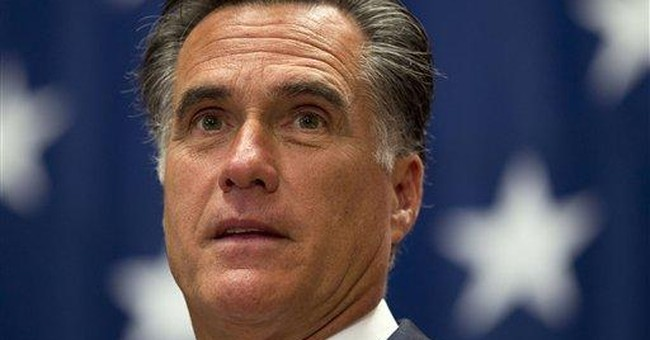 Conservatives and Romney work at working together