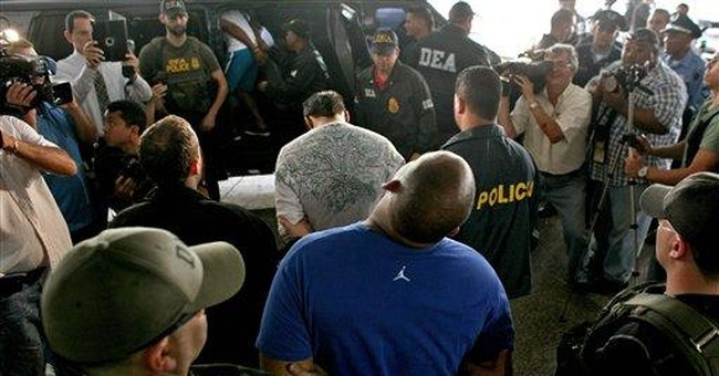DEA makes smuggling arrests in Puerto Rico airport