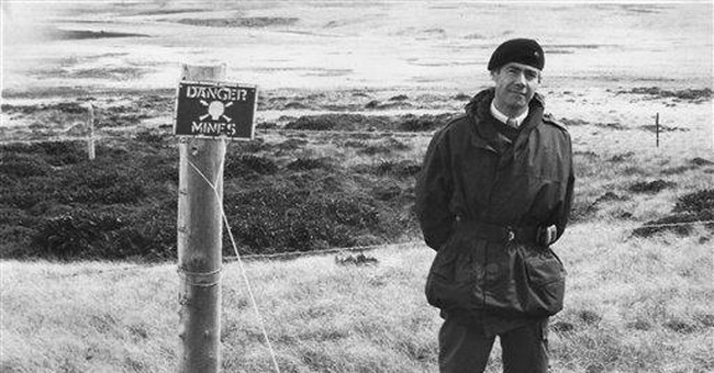 Argentina would ID 'unknown' soldiers in Falklands