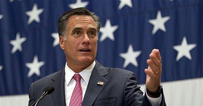 Romney plans to use federal blind trust if elected