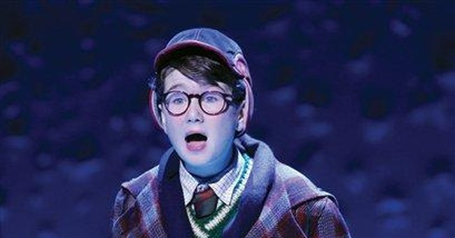 'A Christmas Story' aims to open on Broadway