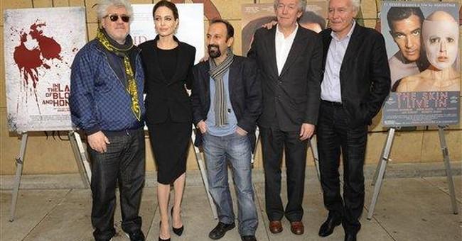 Iran director: Film award comes amid `frustration'