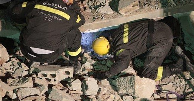 Death toll in Beirut building collapse rises to 25