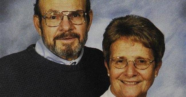 Minn. couple missing after Italian ship capsized